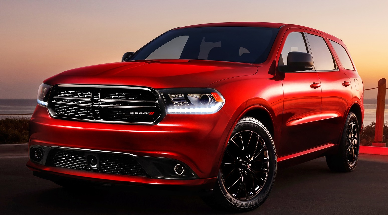 Dodge Durango With Black Rims >> 2018 Durango R/T | Simpli-Cité