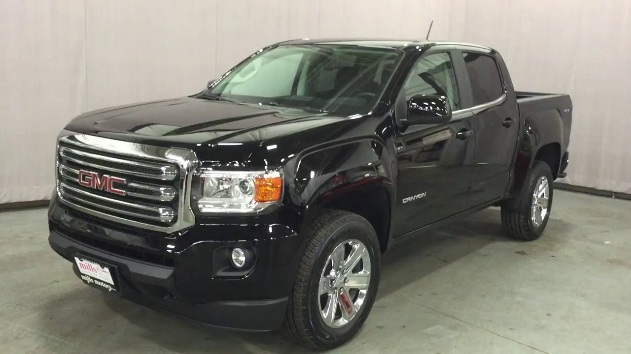 2017 gmc canyon sle crew cab future cars release date. Black Bedroom Furniture Sets. Home Design Ideas