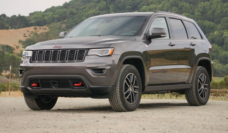 2018 Grand Cherokee trailhawk