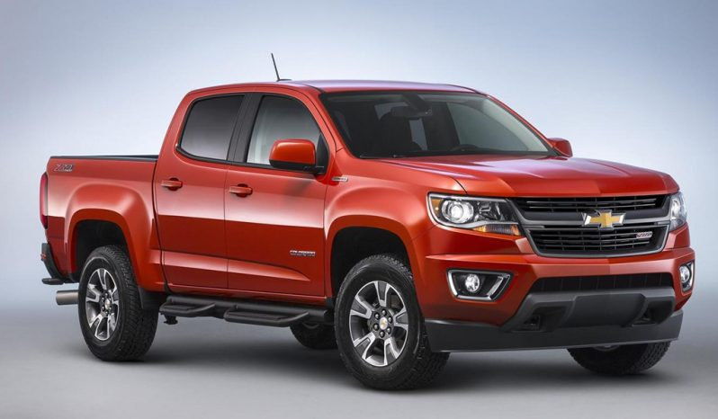 2018 Colorado LT