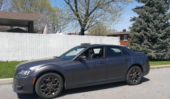 2017 Chrysler 300s – RL