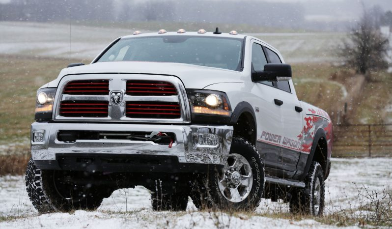 2018 Ram 2500 Power Wagon HD