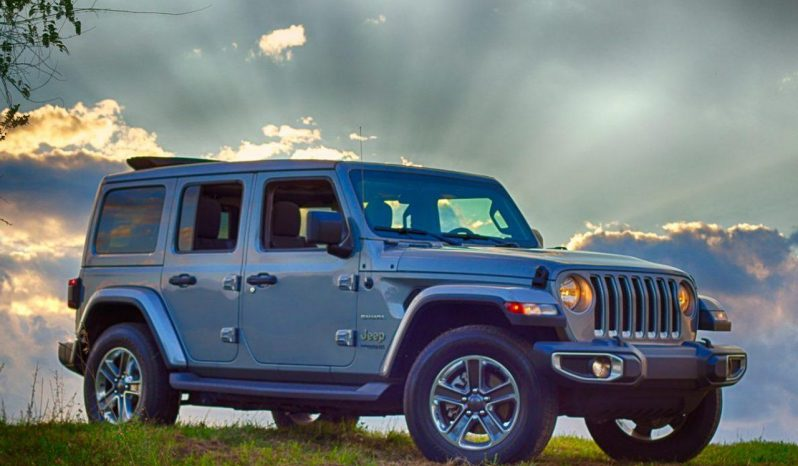 2018 Jeep Wrangler Unlimited Sport JL