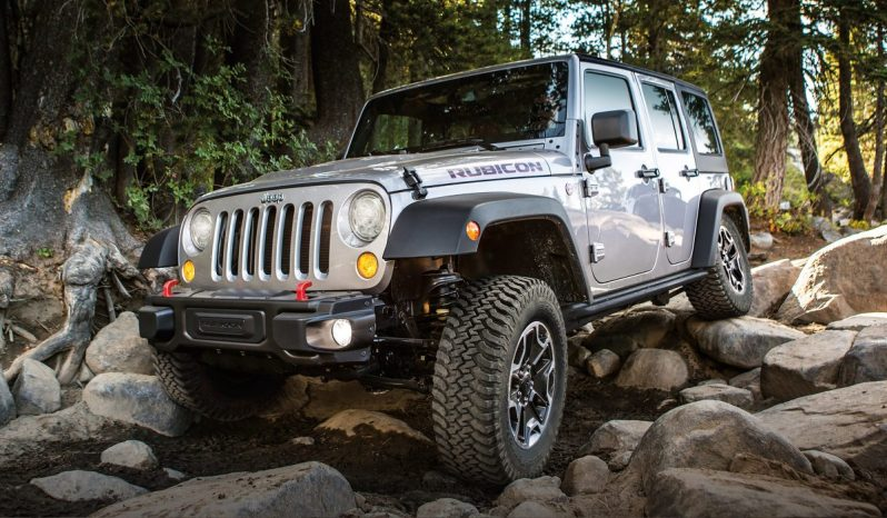 2018 Wrangler unlimited rubicon